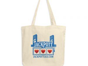 JACKPOTT Eco Tote Bag