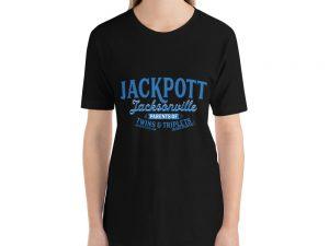 Short-Sleeve Unisex T-Shirt – JACKPOTT