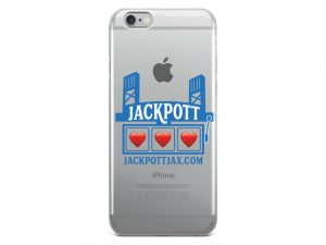 JACKPOTT iPhone Case